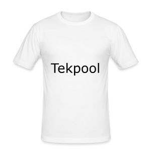 Tekpool - Männer Slim Fit T-Shirt