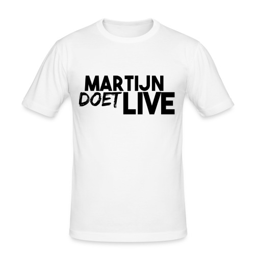 MartijnDoetLive - slim fit T-shirt