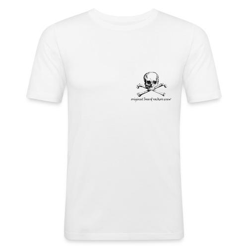 Original Board Rockers Crew - Männer Slim Fit T-Shirt
