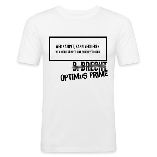 Optimums Prime - Männer Slim Fit T-Shirt