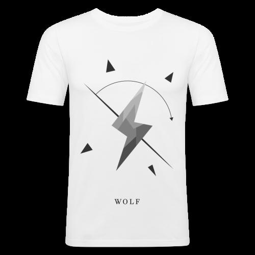Storm - T-shirt près du corps Homme