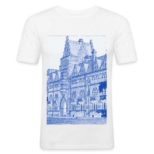 Oxford Architecture Design - Men's Slim Fit T-Shirt
