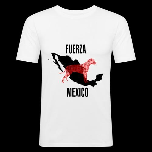 FUERZA MEXICO - Camiseta ajustada hombre