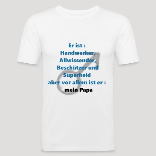 Vatertag - Männer Slim Fit T-Shirt