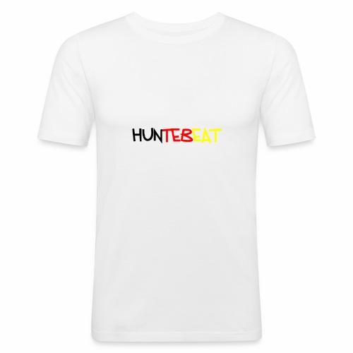 Huntebeat ( Deutschland Edition) - Männer Slim Fit T-Shirt