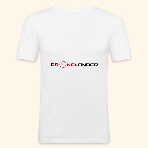 CS - Maglietta aderente da uomo
