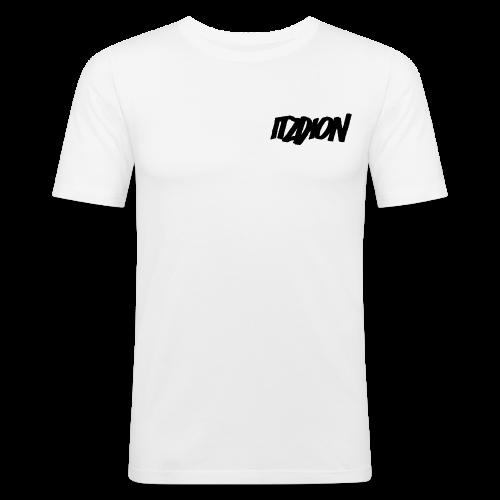Original ItzDion design - Men's Slim Fit T-Shirt