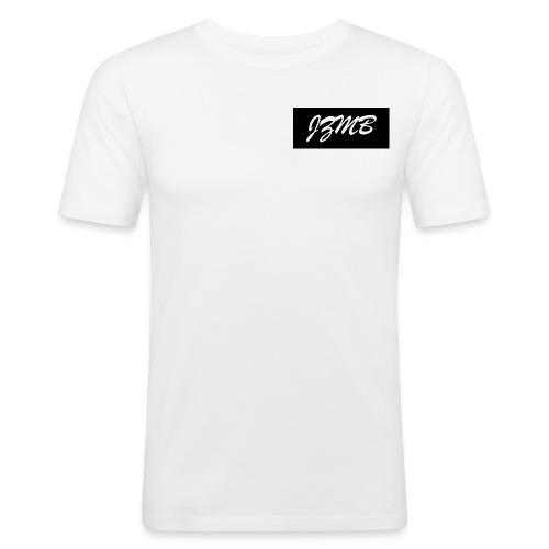 Official JZMB Apparel LOGO - Men's Slim Fit T-Shirt