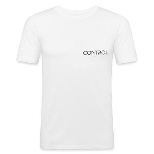 Control - Männer Slim Fit T-Shirt