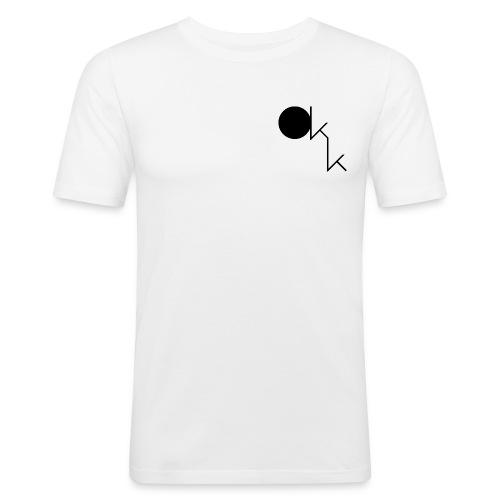 okk - Männer Slim Fit T-Shirt
