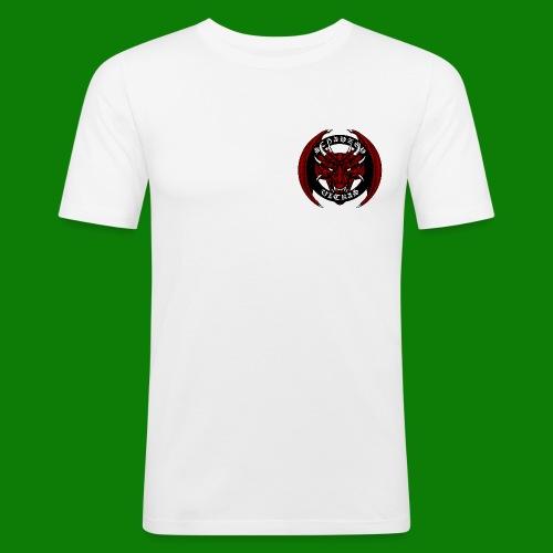 Schanzen Ultras - Männer Slim Fit T-Shirt