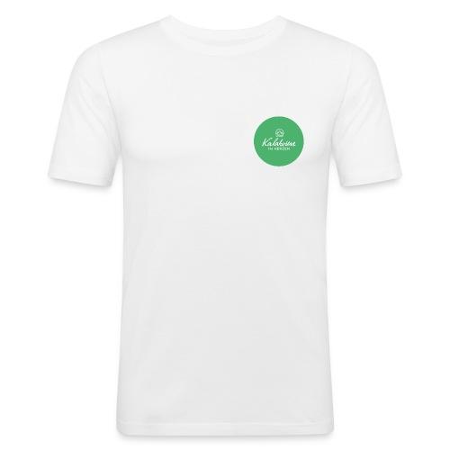 Kalabrien im Herzen - Männer Slim Fit T-Shirt