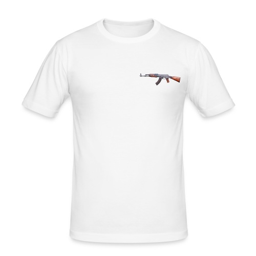 AK-47 - Slim Fit T-shirt herr