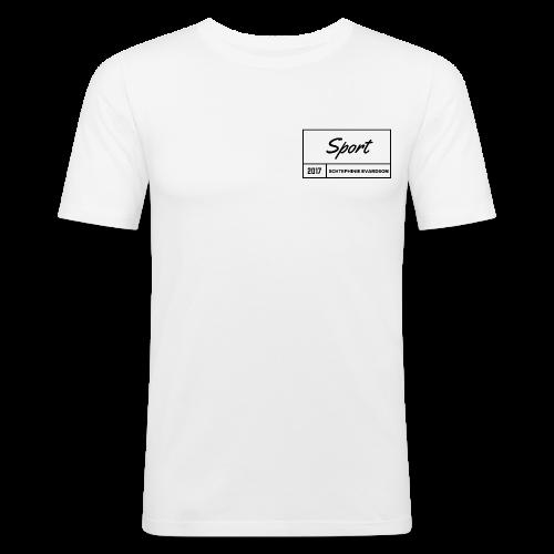Schtephinie Evardson Sporting Wear - Men's Slim Fit T-Shirt