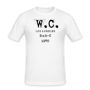 LA Collection - Slim Fit T-skjorte for menn