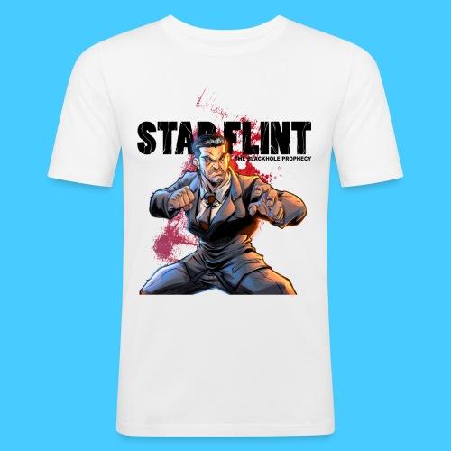 StarFlint Draco Vargas 2 - T-shirt près du corps Homme
