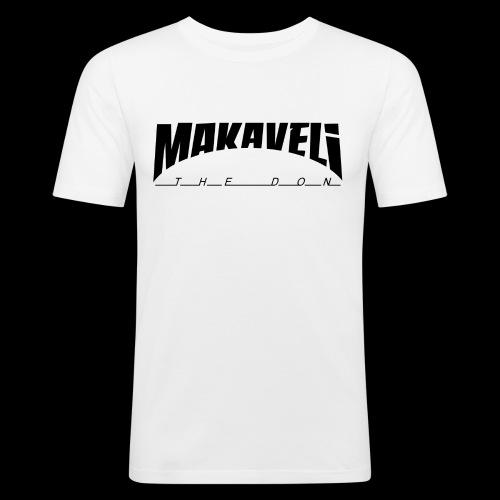 Makaveli the Don - Männer Slim Fit T-Shirt