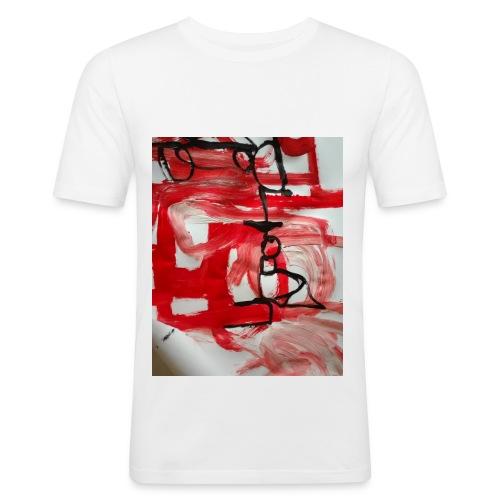 Obsession - Men's Slim Fit T-Shirt