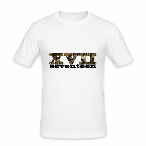 xvii 2 - slim fit T-shirt