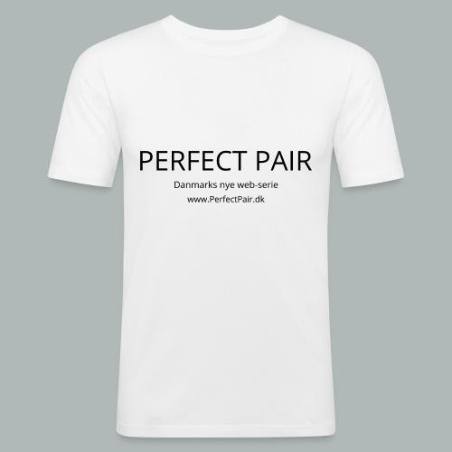 Perfect Pair - Herre Slim Fit T-Shirt