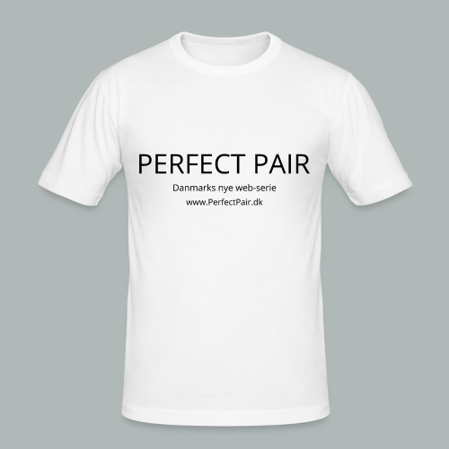 Perfect Pair - Herre Slim Fit T-Shirt
