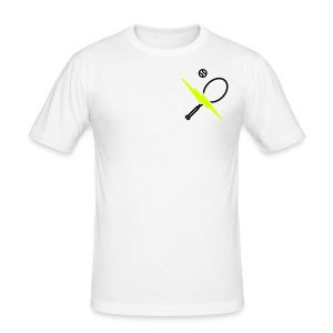 ODTennis | YELLOW - Männer Slim Fit T-Shirt