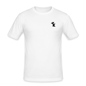 K's Crown - Men's Slim Fit T-Shirt