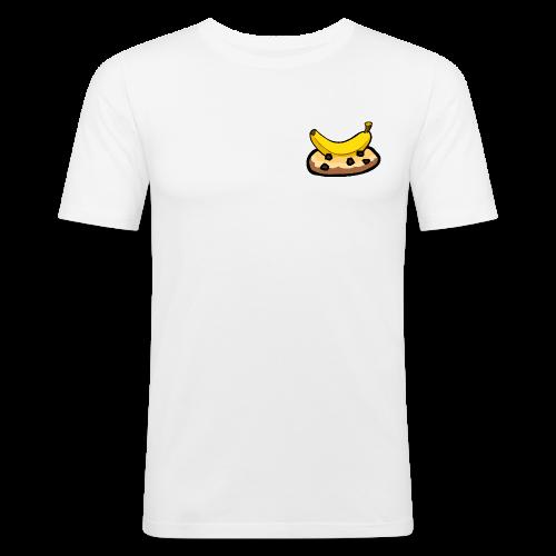 Banankaka - Slim Fit T-shirt herr
