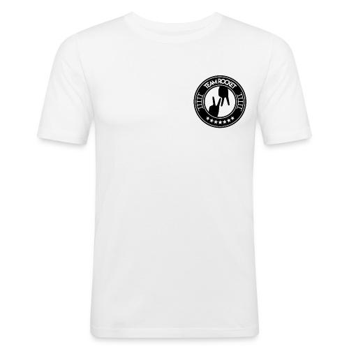 TEAM ROCKET NOIR - VapeNaysh - T-shirt près du corps Homme