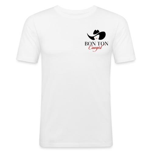 Bon Ton - Maglietta aderente da uomo