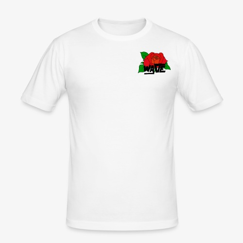 WAVE ROSE - T-shirt près du corps Homme