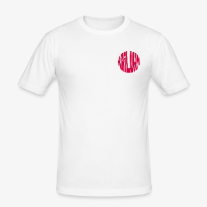 Small RING - Men's Slim Fit T-Shirt