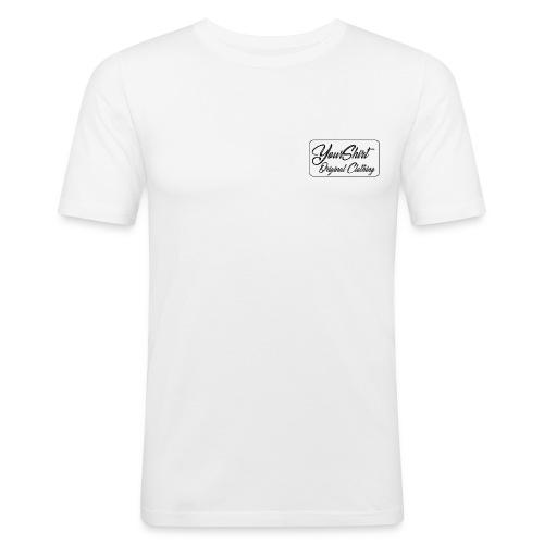 YourShirt - Maglietta aderente da uomo