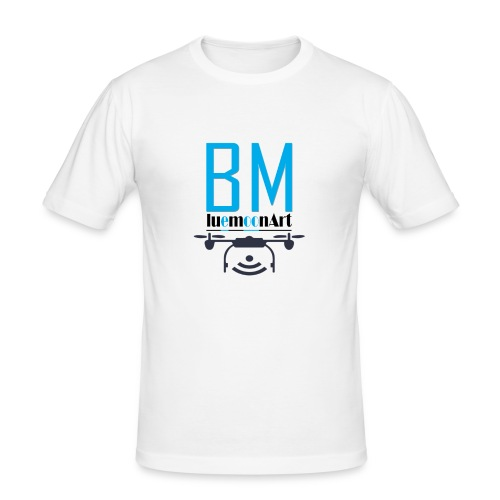 bluemoonart - Men's Slim Fit T-Shirt