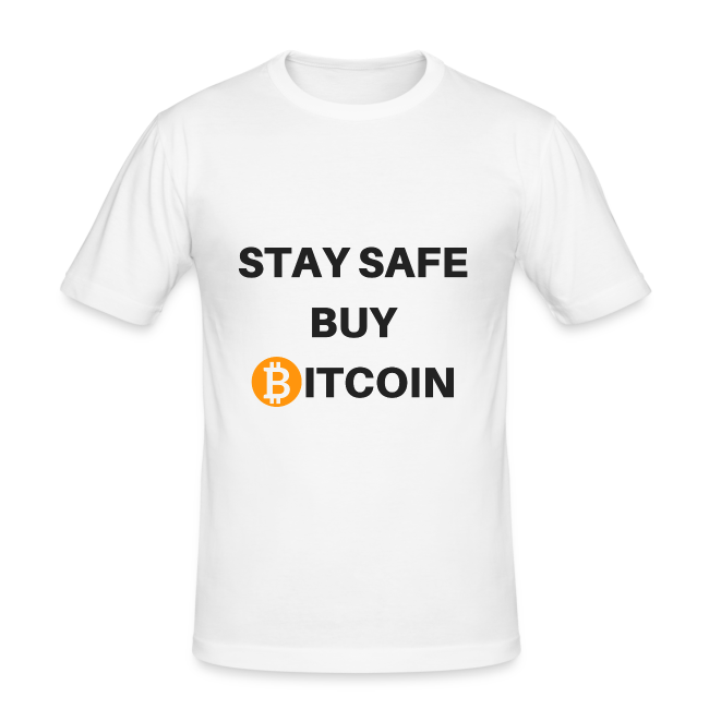 stay safe buy bitcoin
