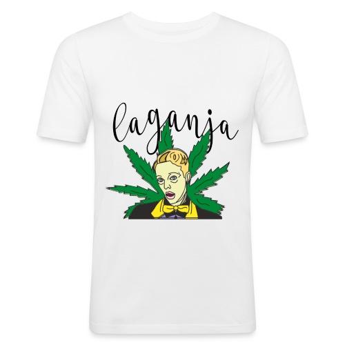 Laganja Estranja - Men's Slim Fit T-Shirt