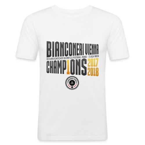 Bianconeri Vienna Champions - Männer Slim Fit T-Shirt