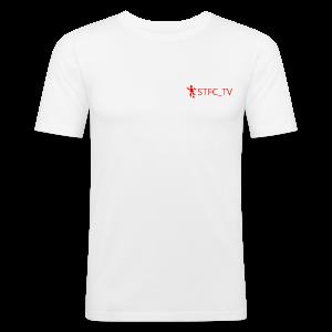 STFC_TV - Men's Slim Fit T-Shirt