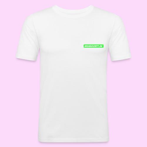 Highsociety.de - Männer Slim Fit T-Shirt