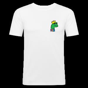 Sexy frog - MEB - Slim Fit T-shirt herr