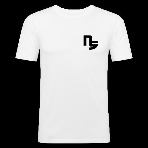 NotoriousScrubs - Men's Slim Fit T-Shirt