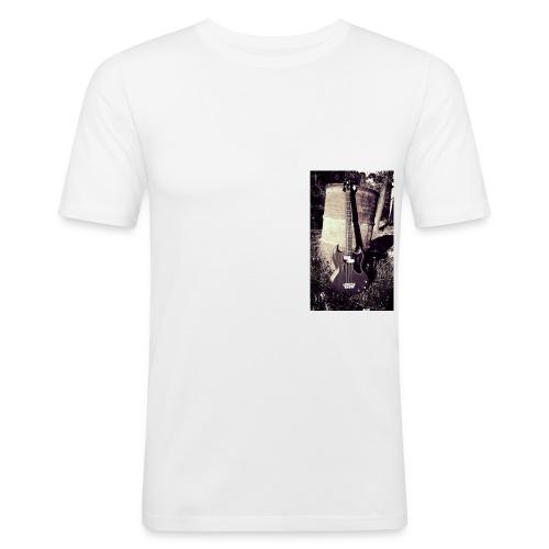BASS - T-shirt près du corps Homme