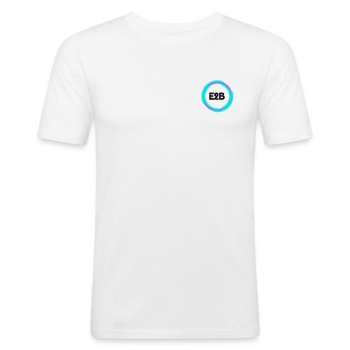 E2B - Slim Fit T-skjorte for menn