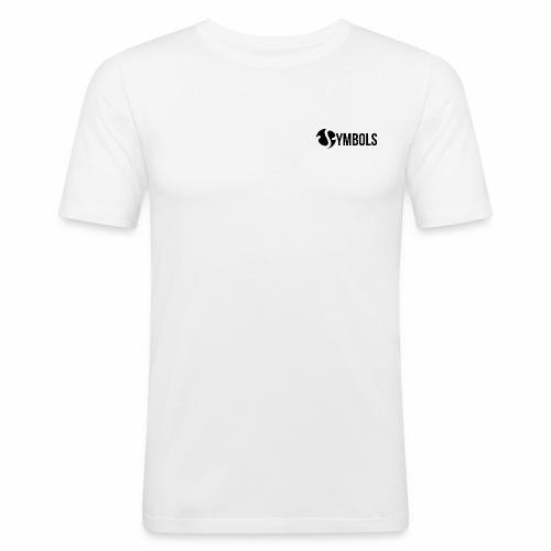 Symbols - slim fit T-shirt