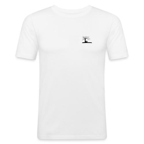 Gib mir n paar Minuten - Männer Slim Fit T-Shirt