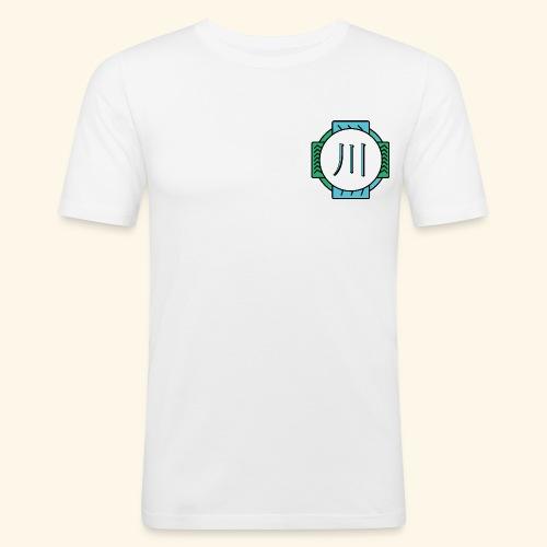 RIVER - T-shirt près du corps Homme