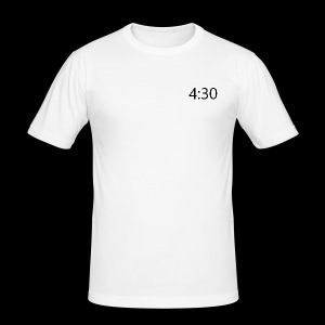 4:30 - Men's Slim Fit T-Shirt