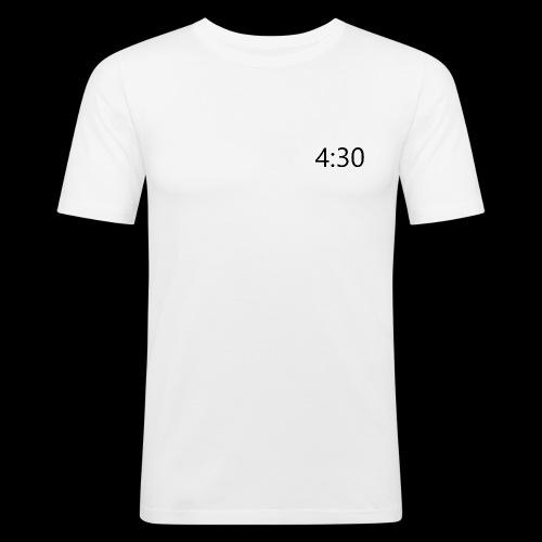4:30 - Men's Slim Fit T-Shirt