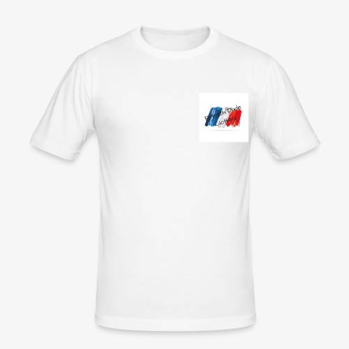 French Dude Clothing - T-shirt près du corps Homme