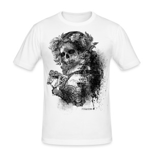 Baby Skull - Tee shirt près du corps Homme